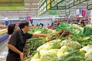 Định hướng cho việc mua thực phẩm ở siêu thị