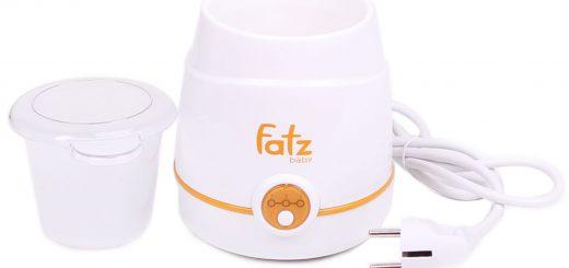 Có nên mua máy hâm sữa Fatzbaby
