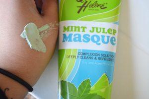 Review mặt nạ Queen Helene Mint Julep Masque bạc hà