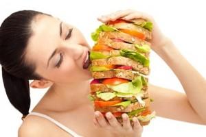 Tránh thức ăn nhiều chất béo