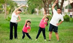 Các đề nghị về tập thể dục