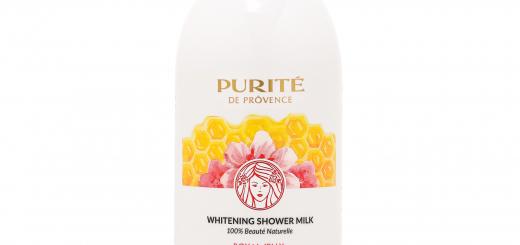 sữa tắm dưỡng trắng Purité sữa ong chúa